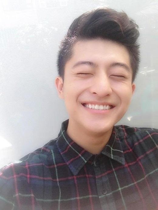Nụ cười của Harry Lu mang đến cho người đối diện cảm giác dịu dàng và ấm áp. - Tin sao Viet - Tin tuc sao Viet - Scandal sao Viet - Tin tuc cua Sao - Tin cua Sao