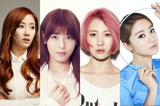 Wonder Girls sẽ tái xuất với 4 thành viên.
