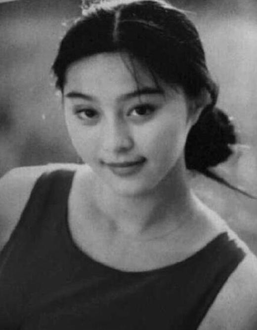 Ngỡ ngàng với mặt mộc xinh đẹp thời thiếu nữ của Phạm Băng Băng