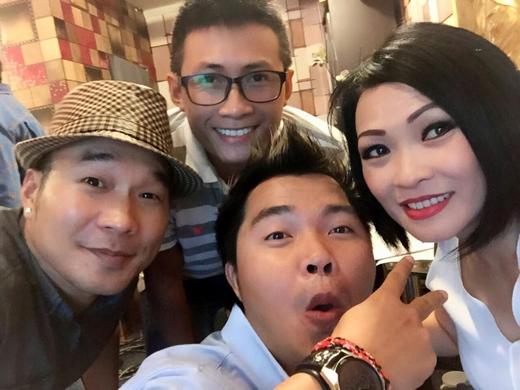 Nữ ca sĩ Phương Thanh đã cùng các chàng trai của nhóm nhạc MTV và một số nghệ sĩ khác tiến hành thu âm cho một ca khúc mới. Chắc hẳn sau khi ca khúc này được trình làng sẽ nhận được nhiều sự chú ý từ tất cả các khán giả.