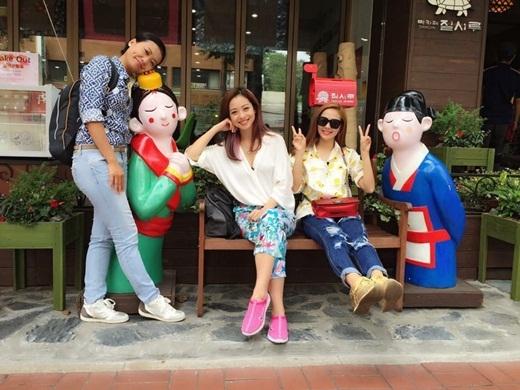 Minh Hằng tăng động nhí nhố cùng Jennifer Phạm và Hồng Ánh - Tin sao Viet - Tin tuc sao Viet - Scandal sao Viet - Tin tuc cua Sao - Tin cua Sao