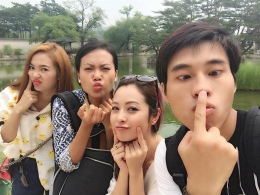 Minh Hằng đọ xấu bên cạnh đàn chị Hồng Ánh - Tin sao Viet - Tin tuc sao Viet - Scandal sao Viet - Tin tuc cua Sao - Tin cua Sao