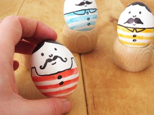"""Rụng rời với những kiểu """"biến hình"""" cực dễ thương của vỏ trứng"""