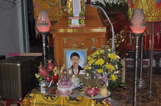 Cái chết đau lòng của nữ sinh 15 tuổi đã khiến nhiều câm phẫn hành động của Lộc