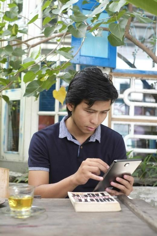 """Galaxy Tab A sẽ giúp bạn xử lý nhanh gọn các """"deadline"""" mọi lúc mọi nơi"""