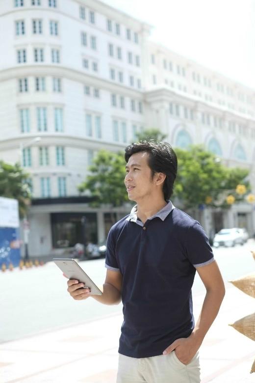 Galaxy Tab A là một sự lựa chọn thông minh của thế hệ Gen Y