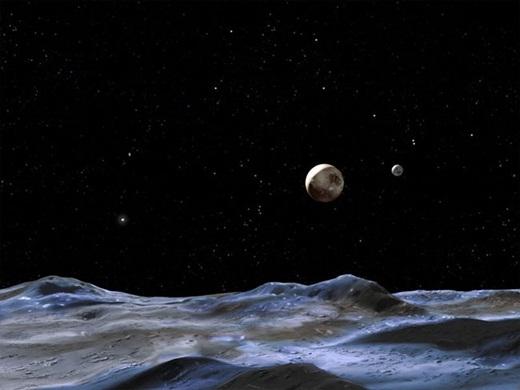 Liệu bạn có muốn sống ở Diêm Vương Tinh?