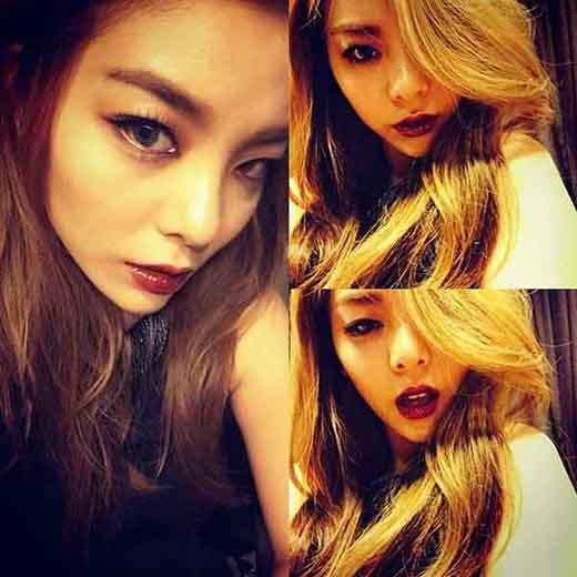 Ailee thích thú khoe hình chuẩn bị concert đầu tiên. Cô nàng chia sẻ mình vô cùng hồi hộp trước giờ diễn.