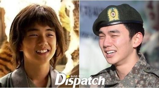 """Hàm răng đều và thẳng tắp hiện nay chính là sản phẩm hoàn chỉnh của quá trình niềng răng từ khi còn nhỏ của Yoo Seung Ho. Nhờ vậy mà """"em trai quốc dân"""" luôn có mặt trong danh sách mỹ nam sở hữu nụ cười tỏa nắng nhất xứ Hàn."""