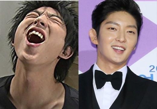 """Trước khi ra mắt, """"mỹ nam"""" Lee Jun Ki phải trải qua quá trình niềng răng để có thể tự tin với nụ cười rạng rỡ hiện tại."""