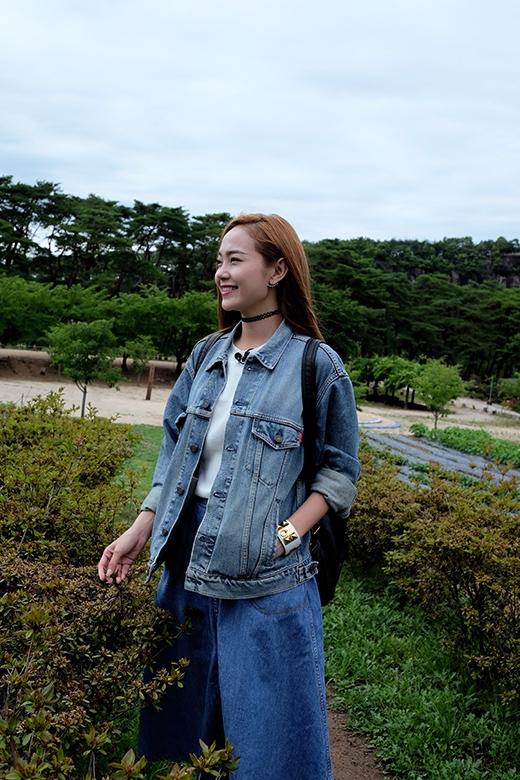 Minh Hằng trẻ trung cá tính tại Hàn Quốc - Tin sao Viet - Tin tuc sao Viet - Scandal sao Viet - Tin tuc cua Sao - Tin cua Sao