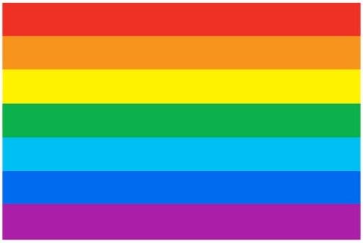 Bạn đã biết gì về ý nghĩa của lá cờ biểu tượng cho LGBT?