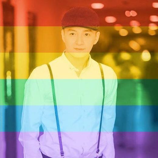 Chàng ca sĩ tài năng Ngô Kiến Huy.