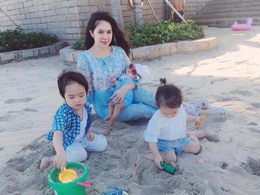 Gia đình hạnh phúc của Lý Hải - Minh Hà - Tin sao Viet - Tin tuc sao Viet - Scandal sao Viet - Tin tuc cua Sao - Tin cua Sao