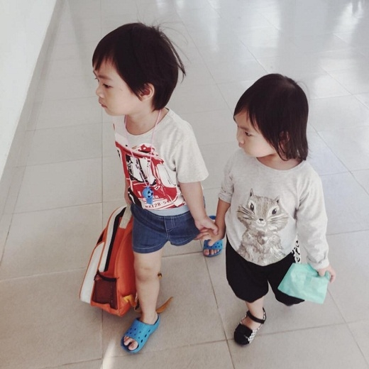 Cách dạy con thấu tình đạt lý của gia đình Lý Hải - Minh Hà - Tin sao Viet - Tin tuc sao Viet - Scandal sao Viet - Tin tuc cua Sao - Tin cua Sao