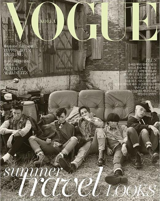 Big Bang bất ngờ đến Việt Nam chụp ảnh tạp chí