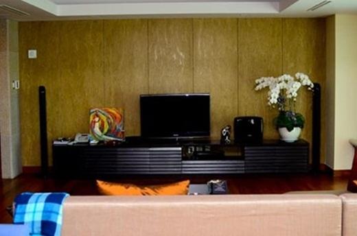 Một góc phòng khách trong nhà Thu Minh - Tin sao Viet - Tin tuc sao Viet - Scandal sao Viet - Tin tuc cua Sao - Tin cua Sao