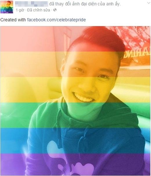Giới trẻ hưởng ứng ngày hợp pháp hóa hôn nhân đồng giới