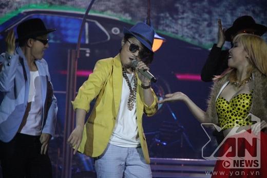 Thái Trinh lựa chọn ca khúc đã được cả 3 ban giám khảo yêu thích trong những đêm thi trước - Uptown Funk. - Tin sao Viet - Tin tuc sao Viet - Scandal sao Viet - Tin tuc cua Sao - Tin cua Sao