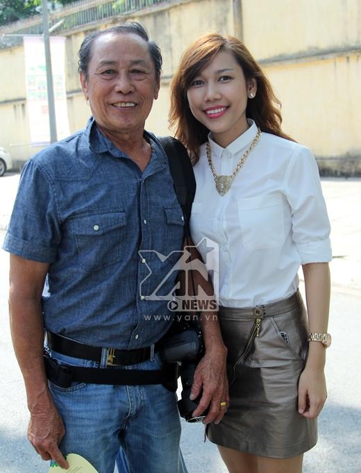 Bố và em gái của Isaac - Tin sao Viet - Tin tuc sao Viet - Scandal sao Viet - Tin tuc cua Sao - Tin cua Sao