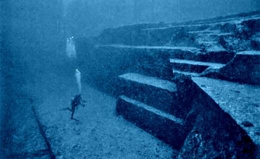 Bật mí những điều kỳ lạ được tìm thấy ở dưới nước