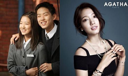 Park Shin Hye đang là một trong những cái tên đình đám của làng giải trí Kpop. Cô nàng bắt đầu được khán giả biết đến qua vai diễn nhí trong phim Nấc thang lên thiên đường (2003) và tạo được ấn tượng đặc biệt. Hiện tại, với nét đép quyến rũ và trưởng thành hơn, Park Shin Hye vẫn tiếp tục trên đà khẳng định vị trí của mình trong lòng công chúng.