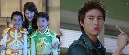 Lee Min Ho là cái tên khá mờ nhạt trong dàn sao nhí xứ Kim Chi. Anh từng được biết đến khi bắt đầu diễn xuất từ năm lên 5 qua bộ phim Waikiki Brothers (2001). Gần đây nhất, anh chàng sao nhí năm nào đã đảm nhận một vai diễn trưởng thành trong phim The Prime Minister and I (2013).
