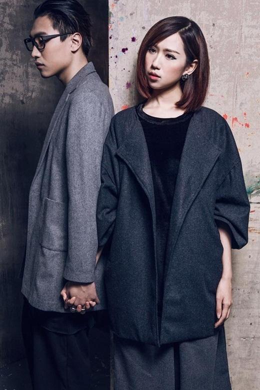 Với độchất miễn bàn của mình,Min - Nhật Minhluôn được xem là cặp đôi thời trang của giới trẻ.