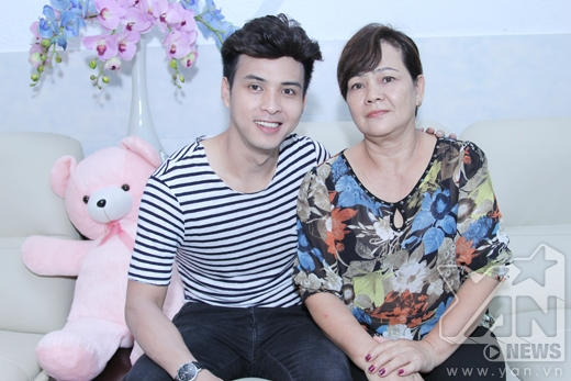 """Hồ Quang Hiếu: Mẹ rất buồn vì tôi đã từng là """"đầu gấu"""" - Tin sao Viet - Tin tuc sao Viet - Scandal sao Viet - Tin tuc cua Sao - Tin cua Sao"""