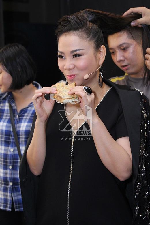 Biểu cảm đáng yêu của Thu Minh - Tin sao Viet - Tin tuc sao Viet - Scandal sao Viet - Tin tuc cua Sao - Tin cua Sao