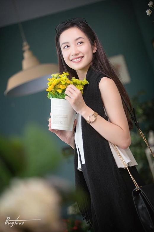 Mê mẩn nét đẹp làm điên đảo xứ Thái của hot girl Việt