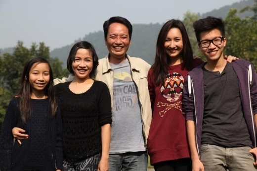 Gia đình hạnh phúc của Mỹ Linh - Anh Quân. - Tin sao Viet - Tin tuc sao Viet - Scandal sao Viet - Tin tuc cua Sao - Tin cua Sao