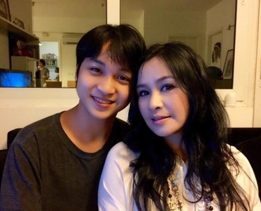 Thanh Lam và con trai tài tử của mình. - Tin sao Viet - Tin tuc sao Viet - Scandal sao Viet - Tin tuc cua Sao - Tin cua Sao