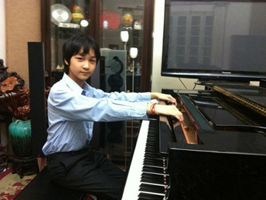 Đăng Quang là một tài năng âm nhạc thiên phú. - Tin sao Viet - Tin tuc sao Viet - Scandal sao Viet - Tin tuc cua Sao - Tin cua Sao
