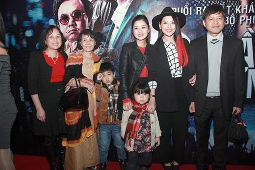 Gia đình luôn là chỗ dựa vững chắc để Chi Pu bước tiếp con đường sự nghiệp của mình - Tin sao Viet - Tin tuc sao Viet - Scandal sao Viet - Tin tuc cua Sao - Tin cua Sao