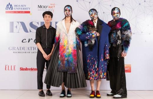 Giải thưởng SV nhận được sẽ là 100% học phí năm nhất chương trình Master hoặc một chương trình đào tạo bất kỳ do sinh viên chọn tại Viện Nghệ thuật và Thời trang Mod'Art (Mod'Art International Institut, Paris)