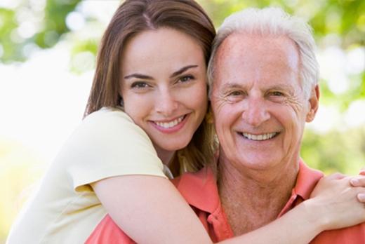 Cách ứng xử khéo léo của ông bố đã giúp con gái có được một người yêu tốt. (Ảnh minh họa)