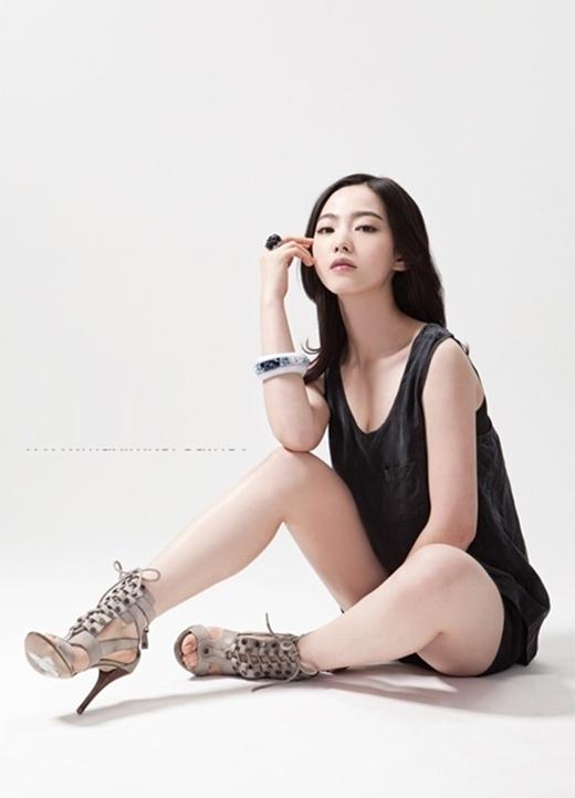Đứng vị trí thứ 7 là người đẹpCha Yoo Ram.