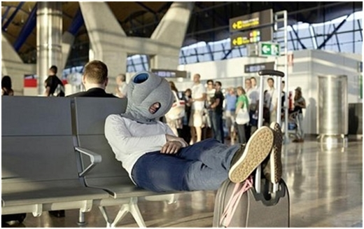 10 phương pháp vỗ về giấc ngủ khi di chuyển bằng máy bay