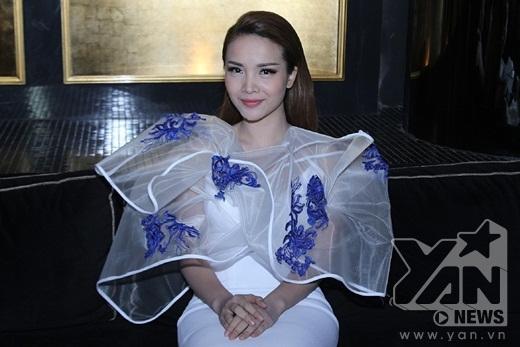 Yến Trang trông ngày càng trẻ trung và xinh đẹp - Tin sao Viet - Tin tuc sao Viet - Scandal sao Viet - Tin tuc cua Sao - Tin cua Sao