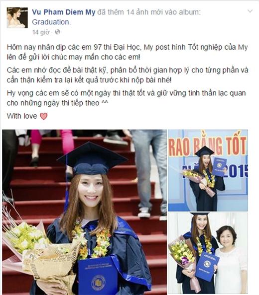 Sao Việt đồng loạt viết tâm thư gửi sĩ tử - Tin sao Viet - Tin tuc sao Viet - Scandal sao Viet - Tin tuc cua Sao - Tin cua Sao