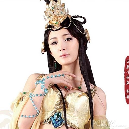 Khi người đẹp Hoa ngữ hóa thần tiên