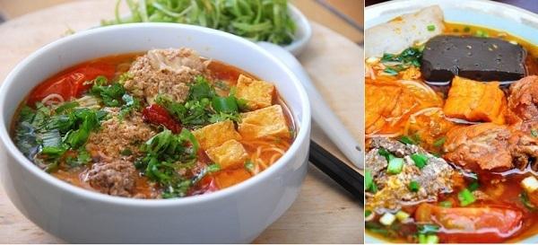 Đổi gió với 10 món ăn nước siêu ngon đất Sài Thành