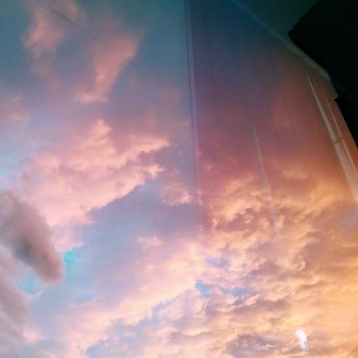 Nhiều người còn đùa rằng Bước ra khỏi cửa sổ là tới thiên đường. (FB Trịnh Nam Trân)