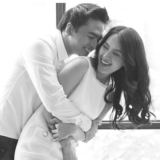 Những hình ảnh thân mật và lãng mạn của hai người luôn nhận được sự ngưỡng mộ từ các fan. - Tin sao Viet - Tin tuc sao Viet - Scandal sao Viet - Tin tuc cua Sao - Tin cua Sao