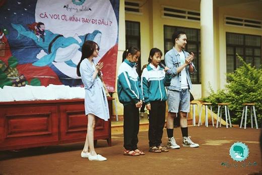 """Dự án từ thiện Cá Voi Bay và hành trình """"chở nặng yêu thương"""""""