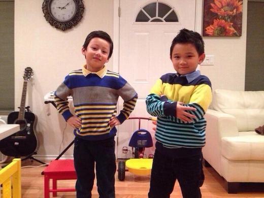 Một trong những cậu bé có khả năng đốn tim nhiều fans girl từ nhỏ đó làBảo Nam - con trai Jenifer Phạm và Quang Dũng. - Tin sao Viet - Tin tuc sao Viet - Scandal sao Viet - Tin tuc cua Sao - Tin cua Sao