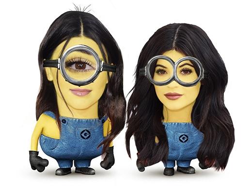 Hai chị em Kendall Jenner & Kylie Jenner