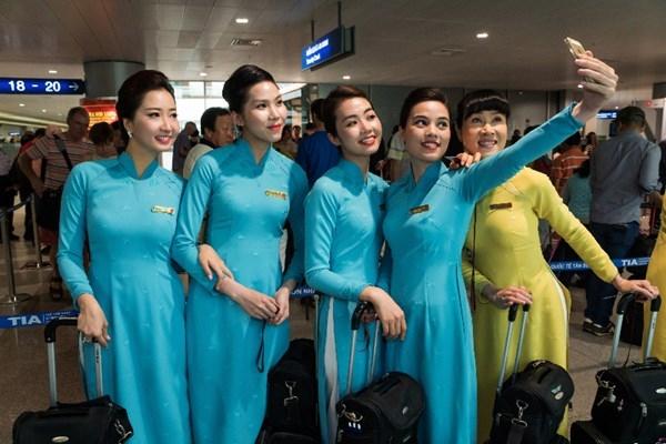 Mẫu đồng phục mới của hãng hàng không Vietnam Airlines đã chính thức trình làng?