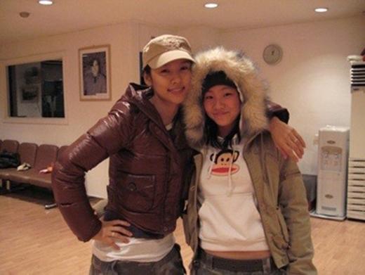 Lee Hyori và CL